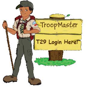 Click here to Login to TroopMaster
