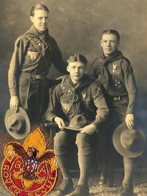 Historic Eagle Scouts