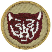Da Bears Patrol Patch